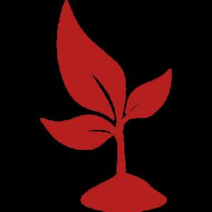 Logo des Gründerwettbewerbs GROW in rot