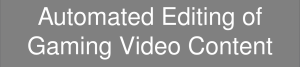 Logo AutomatedVideoEditing