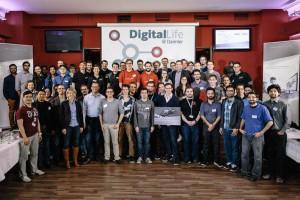 Die Teilnehmer des Hack.Stuttgart von Daimler
