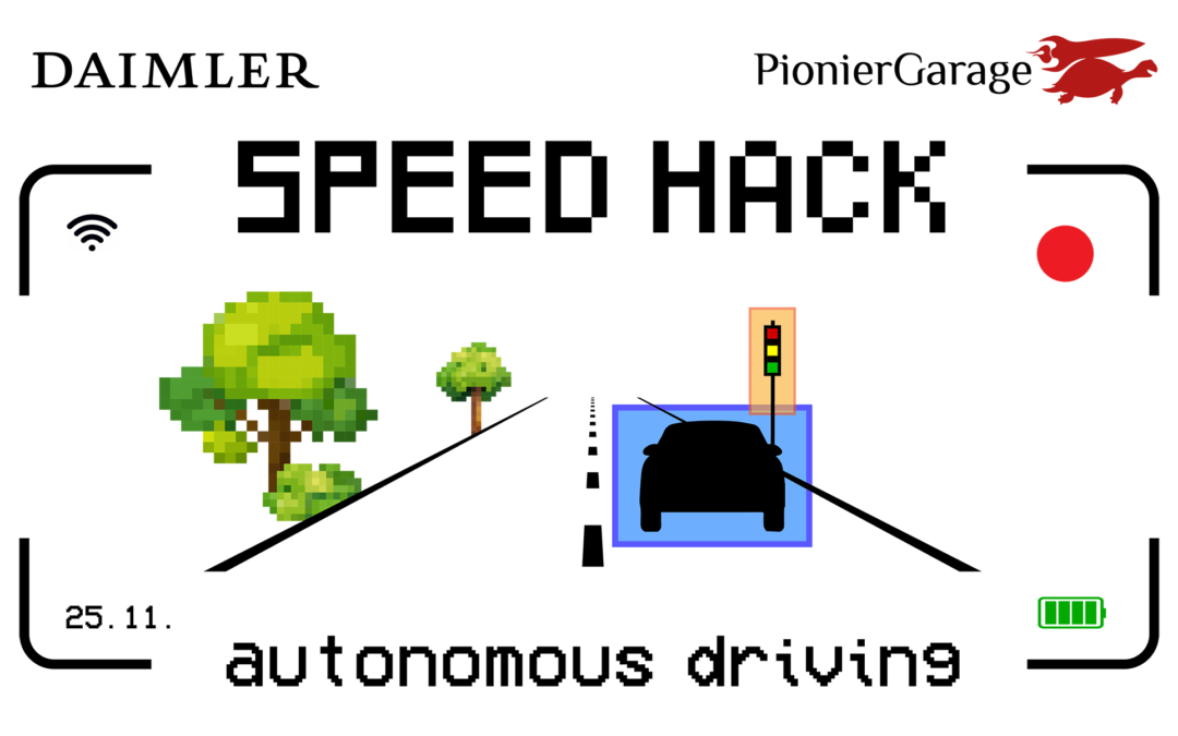 Speed Hack – Autonomous Driving