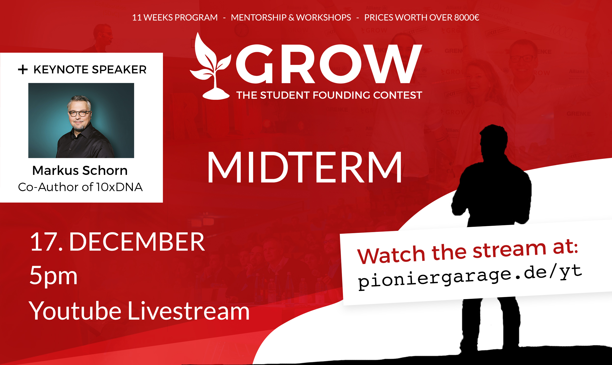 GROW Midterm – The Student Founding Contest 2020